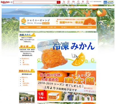 シャイニーオレンジ(丸榮)